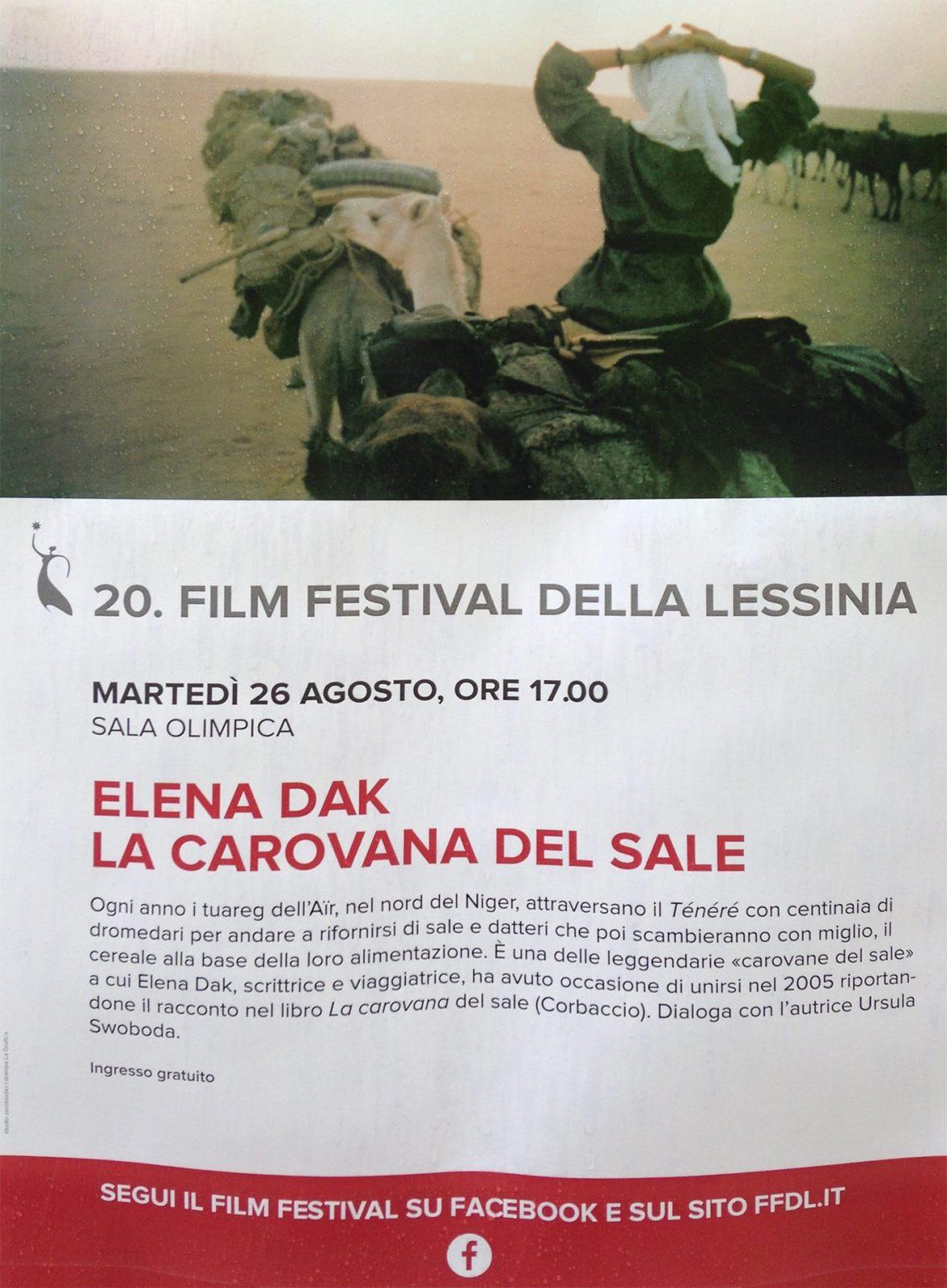Locandina Film Festival Lessinia