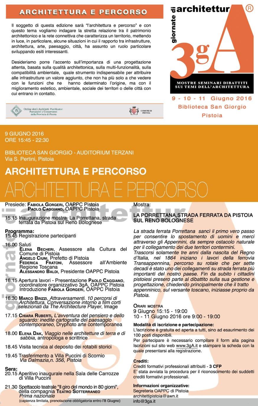 Architettura E Percorso Dak
